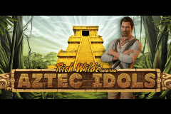 Rich Wilde and the Aztec Idols