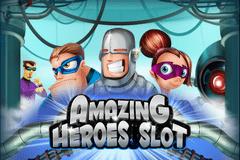 Amazing Heroes Slot
