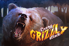 Crazy Grizzly Attack