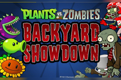 Plants vs Zombies Backyard Showdown