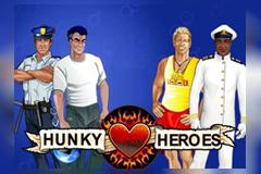Sneak a Peek-Hunky Heroes