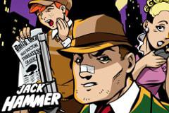 Jack Hammer Vs. Evil Dr. Wuten