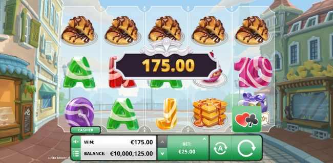 Casino Bonus Beater - Shuffle feature leads to a winning five of a kind