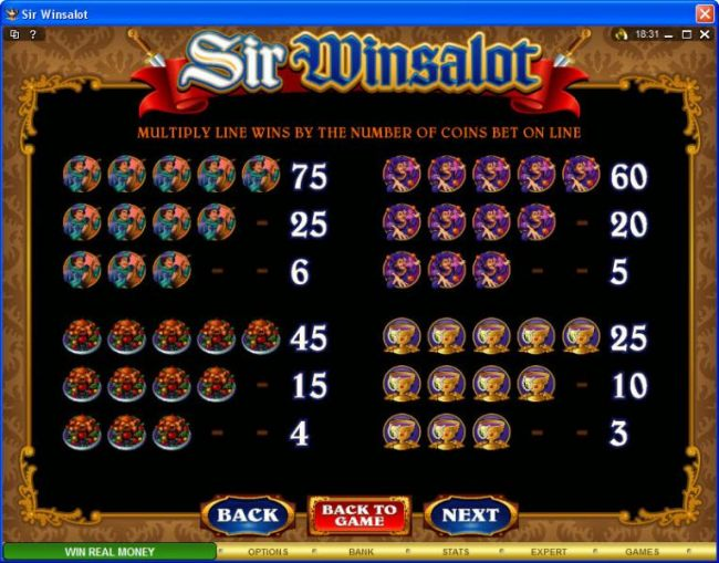 Sir Winsalot by Casino Bonus Beater