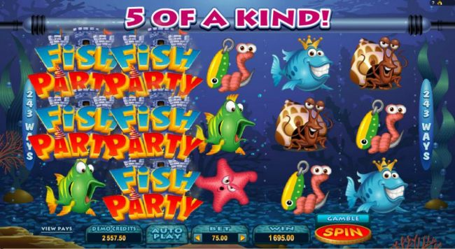 Fish Party screenshot