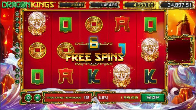 Free Spins Retriggered - Casino Bonus Beater
