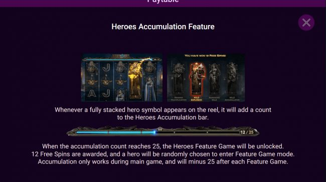 Images of Heroes Rise of the Legend