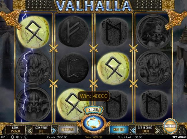 Images of Valhalla