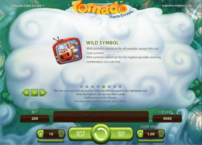 Casino Bonus Beater image of Tornado Farm Escape