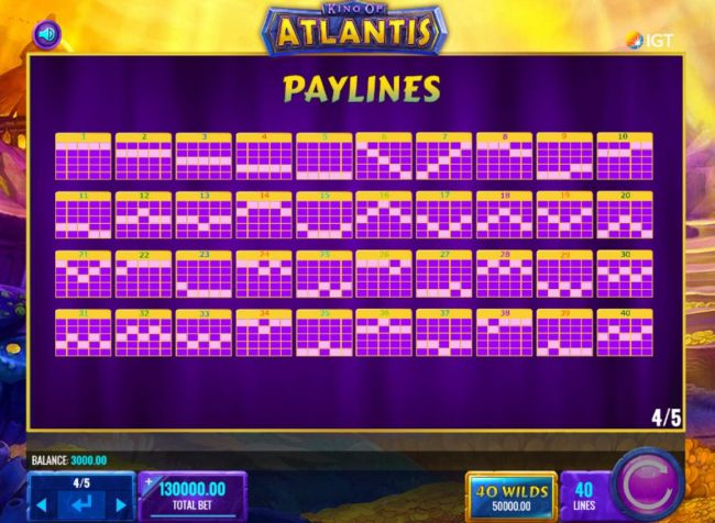 Casino Bonus Beater image of King of Atlantis