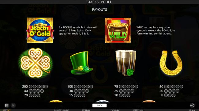 Casino Bonus Beater - High Value Symbols