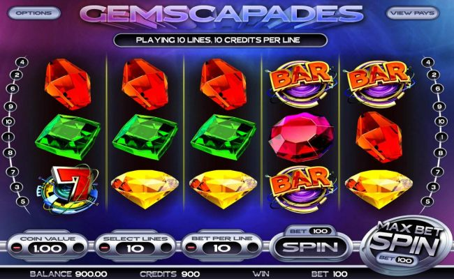 Gemscapades by Casino Bonus Beater