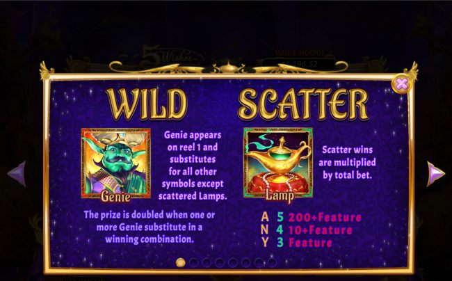 Wild and Scatter Rules by Casino Bonus Beater