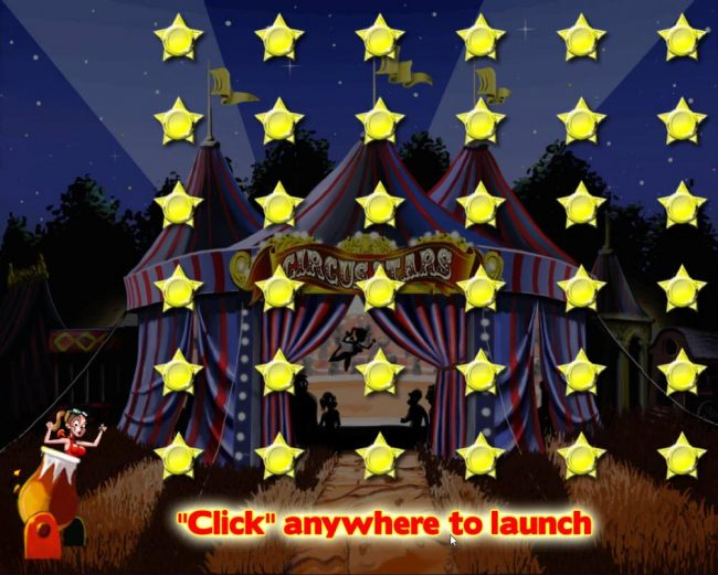 Click anywhere on the Mini Game board to collect stars. - Casino Bonus Beater