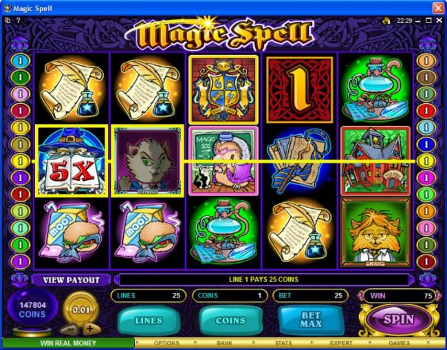 Images of Magic Spell