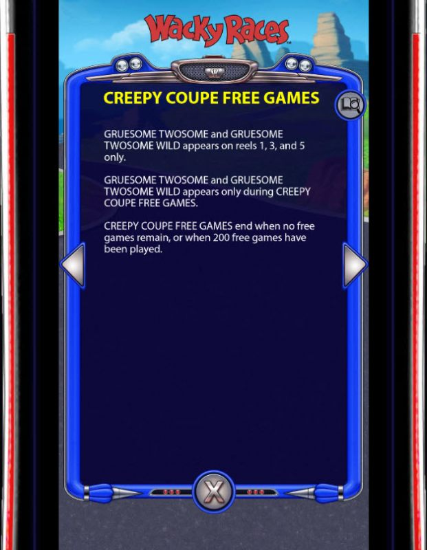 Creepy Coupe Free Games