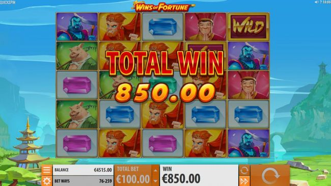 Wins of Fortune by Casino Bonus Beater