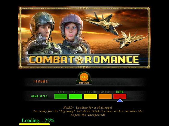 Combat Romance screenshot