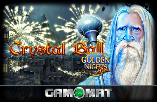 Casino Bonus Beater image of Crystal Ball Golden Nights Bonus