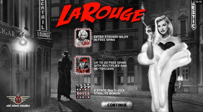 La Rouge screenshot