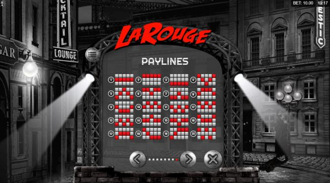 Casino Bonus Beater image of La Rouge