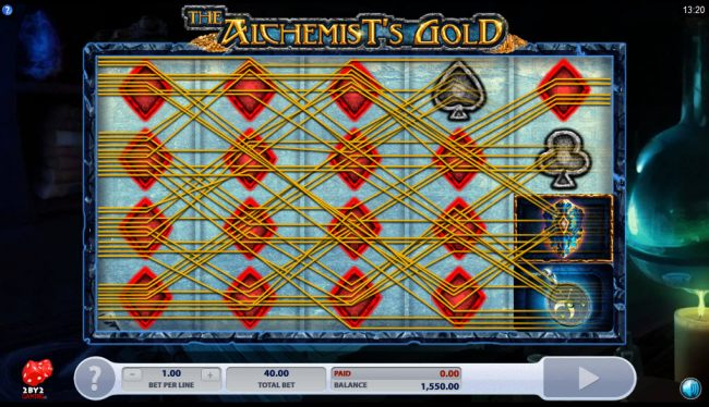 Casino Bonus Beater image of The Alchemist's Gold