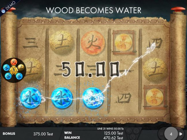 Images of Wu Xing