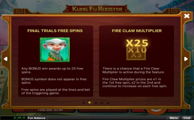 Casino Bonus Beater - Final Trials Free Spins and Fire Claw Multiplier Rules