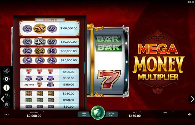 Mega Money Multiplier by Casino Bonus Beater