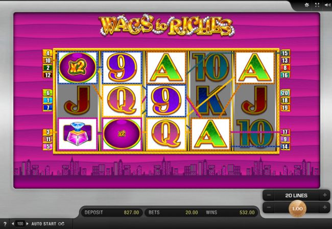 Wags to Riches by Casino Bonus Beater