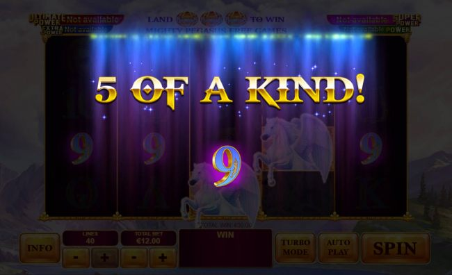 Casino Bonus Beater - Five of a Kind