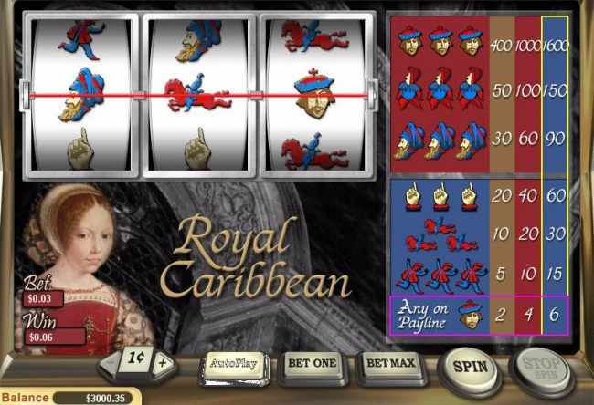 Images of Royal Carribean