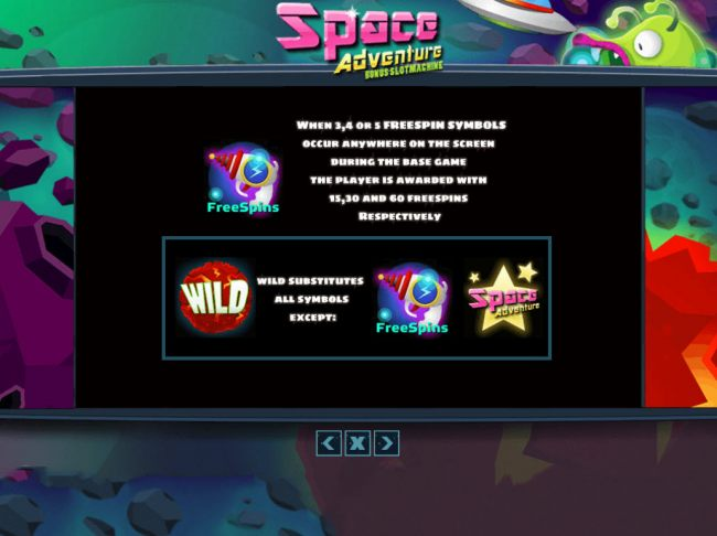 Images of Space Adventure