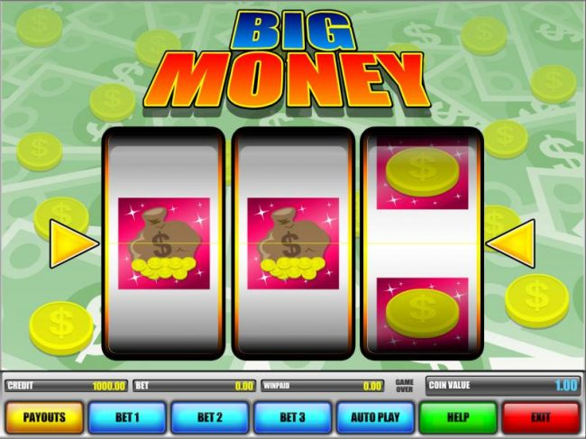 Big Money screenshot