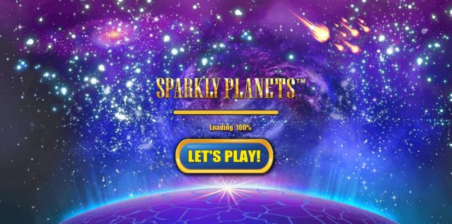 Sparkly Planets screenshot