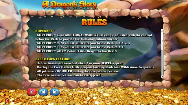Casino Bonus Beater - Game rules for superbet and free games feature