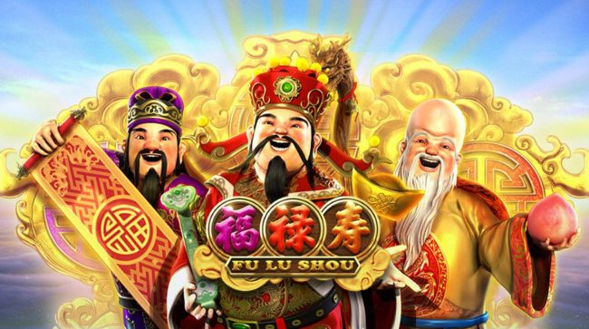 Splash screen - game loading - Chinese Star Gods - Casino Bonus Beater