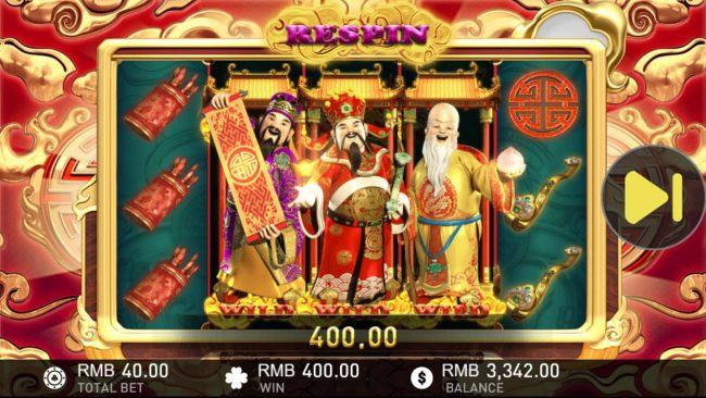 Fu Lu Shou by Casino Bonus Beater