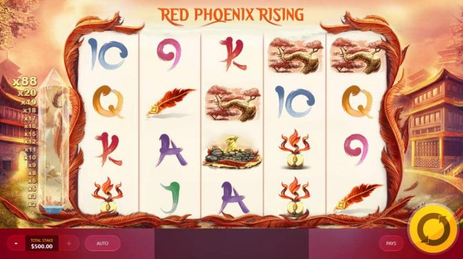 Images of Red Phoenix Rising