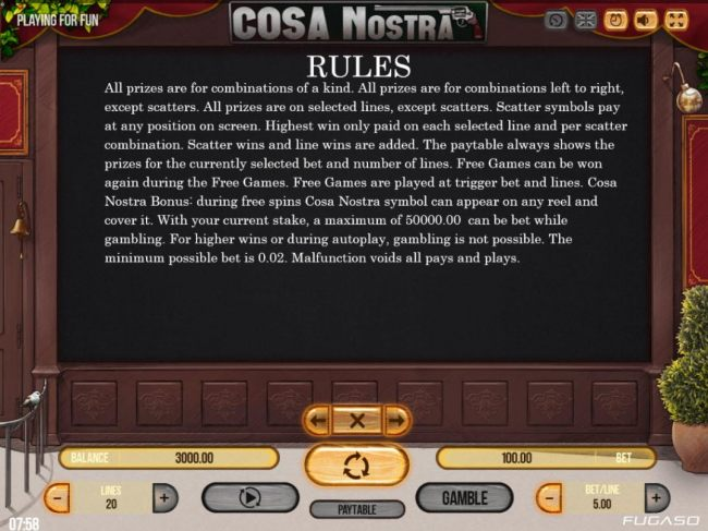 Images of Cosa Nostra