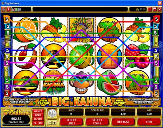 Images of Big Kahuna