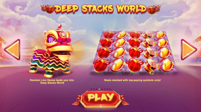 Deep Stacks World - Reels stacked with top-paying symbols only. by Casino Bonus Beater