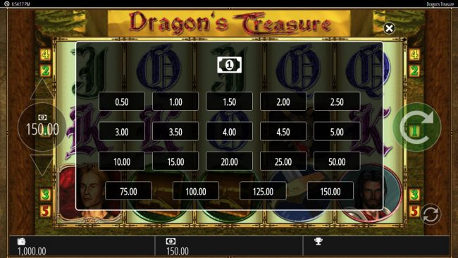 Images of Dragon's Treasure