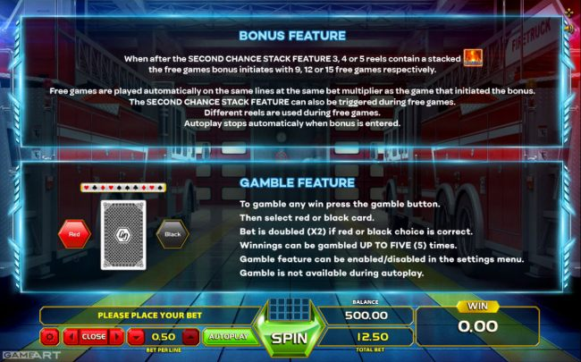 Bonus Feature Rules - Casino Bonus Beater