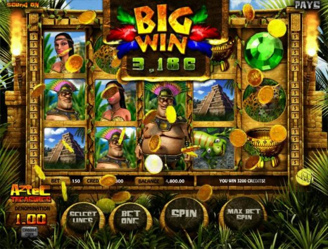 kiss me wild feature triggers a 3300 coin big win jackpot by Casino Bonus Beater