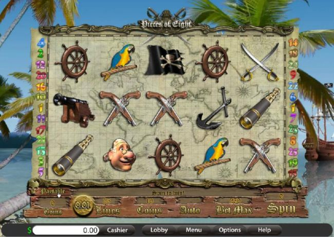 Images of Pieces of Eight