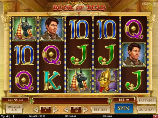Rich Wilde and the Book of Dead by Casino Bonus Beater