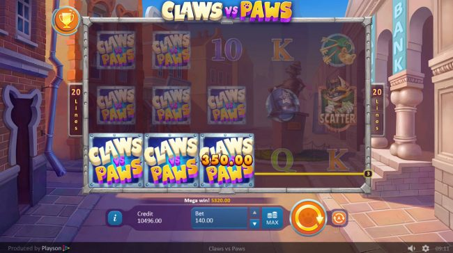 Images of Claws vs Paws