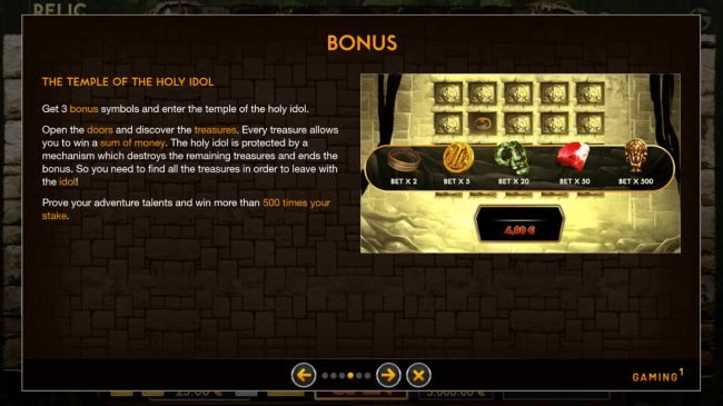 Bonus Game Rules by Casino Bonus Beater
