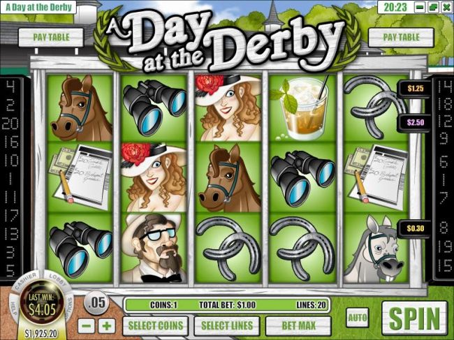 A Day at the Derby by Casino Bonus Beater
